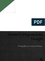 Guattari's Diagrammatic Thought