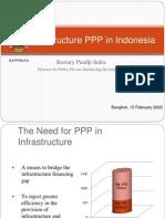Prosedur KPS/PPP bidang Infrastruktur