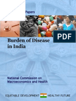 Burden of Disease in India NCMCH