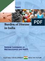 Burden of Disease in India NCMCH