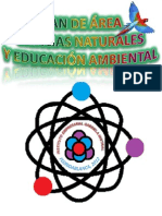 PLAN DE AREA CIENCIAS NATURALES
