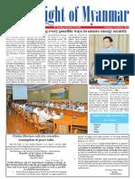 New Light of Myanmar (19 Jan 2013)