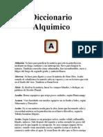 Diccionario Alquímico