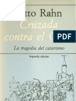 Rahn, Otto - Cruzada Contra el Grial