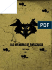 Las Manchas de Rorschach FormatoLibro