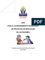 GUIA ACOMPAÑAMIENTO PSICOPEDAGOGICO