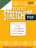 mind stretchers
