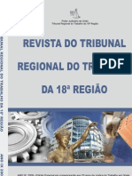 Revista do TRT da 18a Região, ano IX, 2009.
