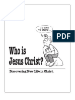 New Life in Christ Vol. 0
