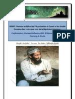 La Doctrine du Cheikh Oussama Ben Laden (rahimouAllah) selon la législation Islamique.