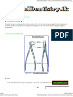 tooth forceps