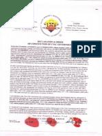 One People's Public Trust, CVAC Registration