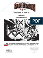 PINxxxx - Deadlands - Deadlands d20 Optional Rules