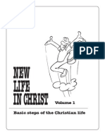 New Life in Christ Vol. 1