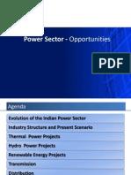Power Sector Opportunities