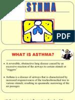 Asthma Dan Fisiology