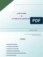 56051200 Audit Intern Si Guvernanta Corporativa
