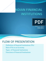 indian financial institutions