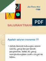 3-SALURAN TRANSMISI