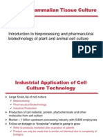 Introduction to bioprocessing and pharmabiotech