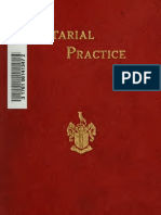 secretarial Manual