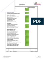 checklist for stress analysis-piping