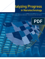 Catalyzing Progress in Nanotechnology