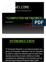 28665722 Computer Networks Ppt
