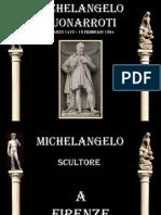 Michelangelo a Firenze
