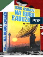 Na Rubu Zaduzbine Asimov Isak