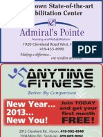 Huron Hometown News Ads - January 17, 2013