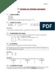 Cours de Physique 3h 6e
