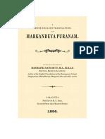 Markandeya Puranam
