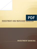 Invst&MerchantBanking