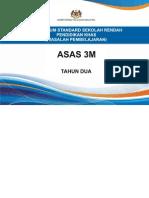 Dokumen Standard Asas 3M Pendidikan Khas