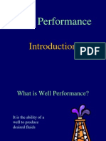 Introduction to well performance and methods