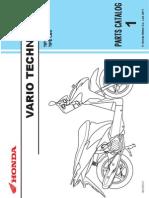 Katalog Suku Cadang Vario 125