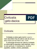 Civilizatia geto-dacica