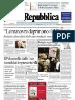 Repubblica 18/01/2013