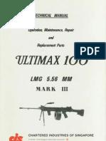 Ultimax 100 LMG operators Manual