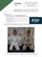 Scheda Tecnica n.24.2 - Chin Maya Mudra