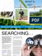 Jan-April 2013 Magazine - Net Church Sittingbourne