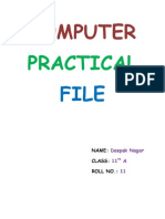 computer file