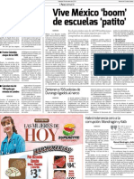 Periodico Norte de Ciudad Juárez 18 de Enero de 2013