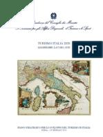TURISMO ITALIA 2020 Leadership Lavoro Sud