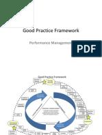 Good Practice Framework