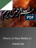 Essay on freedom of media in pakistan