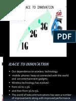 race to innovation