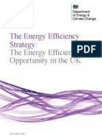 The Energy Efficiency Strategy