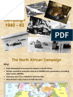 the north african campaign .ppt